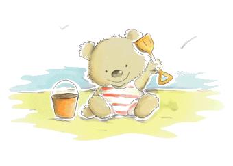 Obrázek medvídka